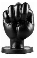 All Black Fist 13cm Anal