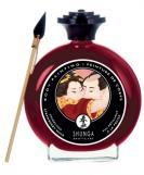 Malování na tělo - šampaňské s jahodou Shunga