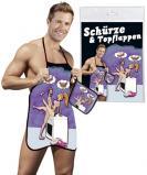 Žertovná zástěra Schürze