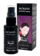 SHIATSU WOMAN STIMULATION SPRAY 50 ml