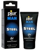 pjur MAN STEEL Gel 50 ml