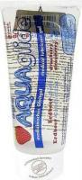 AQUAglide jahodový-lubrikant s chutí jahod