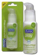 Durex Play Gleitgel + Pflege - lubrikační gel s Aloe Vera 50 ml
