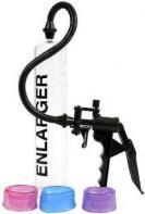 Vibrační pumpa s pistolí náhradní koncovky