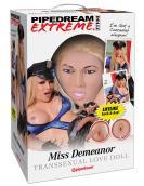 Transexuální panna Miss Demeanor Love Doll