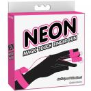Neon Magic Touch Finger Fun Pink
