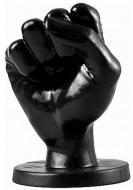 All Black Fist Anal 14cm
