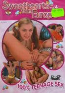 DVD Sweethearts from Europe 4