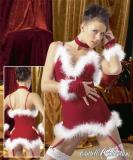Vánoční sexy obleček Cottelli, velikost XL