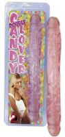 "Dildo dvojité ""Candy Double Lover"