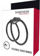 Darkness Duo Rings For Penis