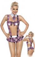 Sexy prádlo School Uniform M/L