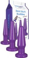 Best Butt Buddies Purple