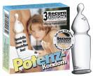 Kondomy pro déletrvající erekci Potenz 3 ks