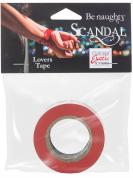 Bondážní páska Lovers Tape Red je páska