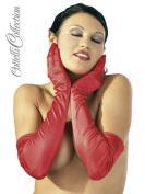 Červené saténové rukavice,S-L